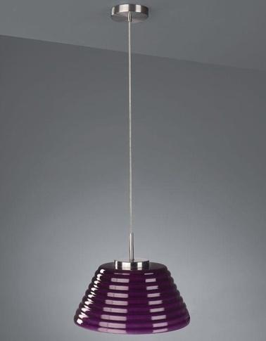 Philips Massive Capra Pendant Eggplant 1X60W 230V - (40390/49/10) Renkli